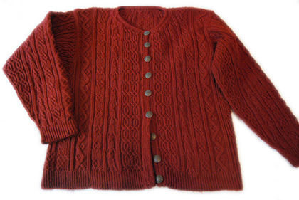 Michele Barton's Sweater