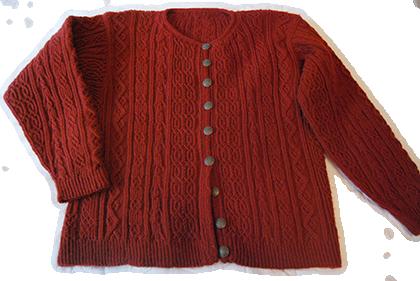 Michele Barton's Sweater